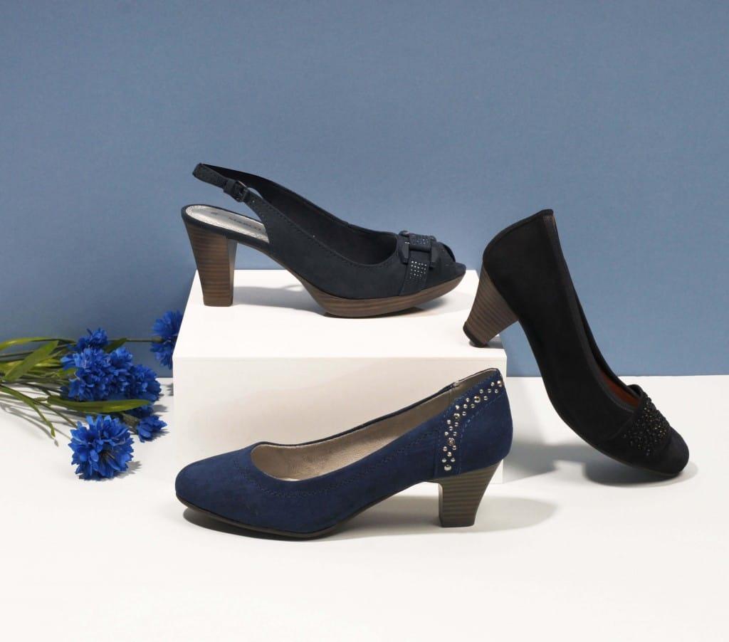 Womens-blue-shoes-heels
