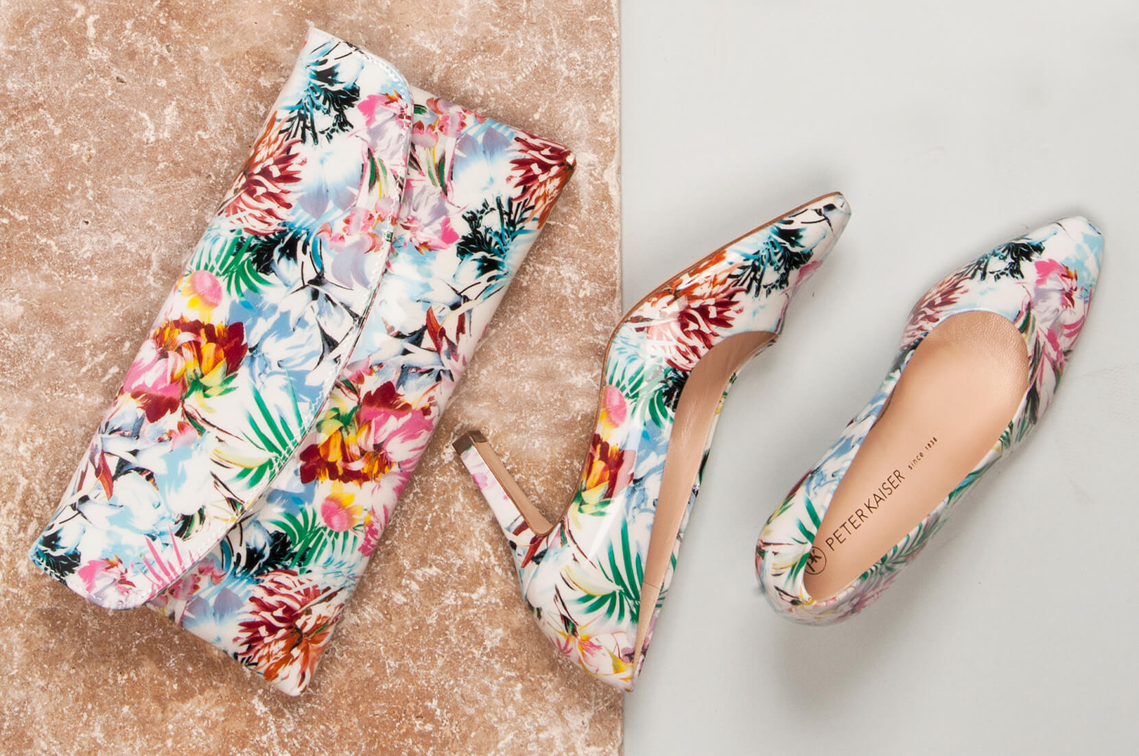 floral-matching-shoes-and-handbags
