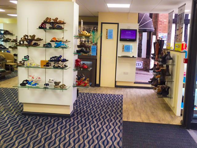 03e3bdfd3e4 Stratford Shoe Store Refurbishment   Home › Blog
