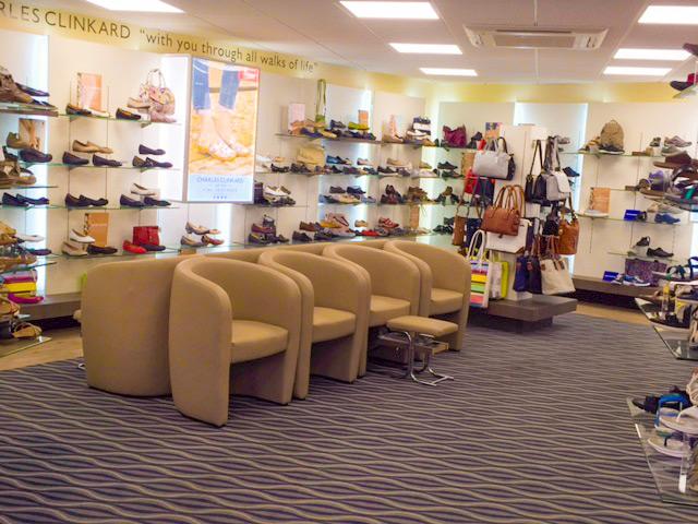 07a5c7d2b03 Stratford-shoe-shop-interior. charles-clinkard-stratford