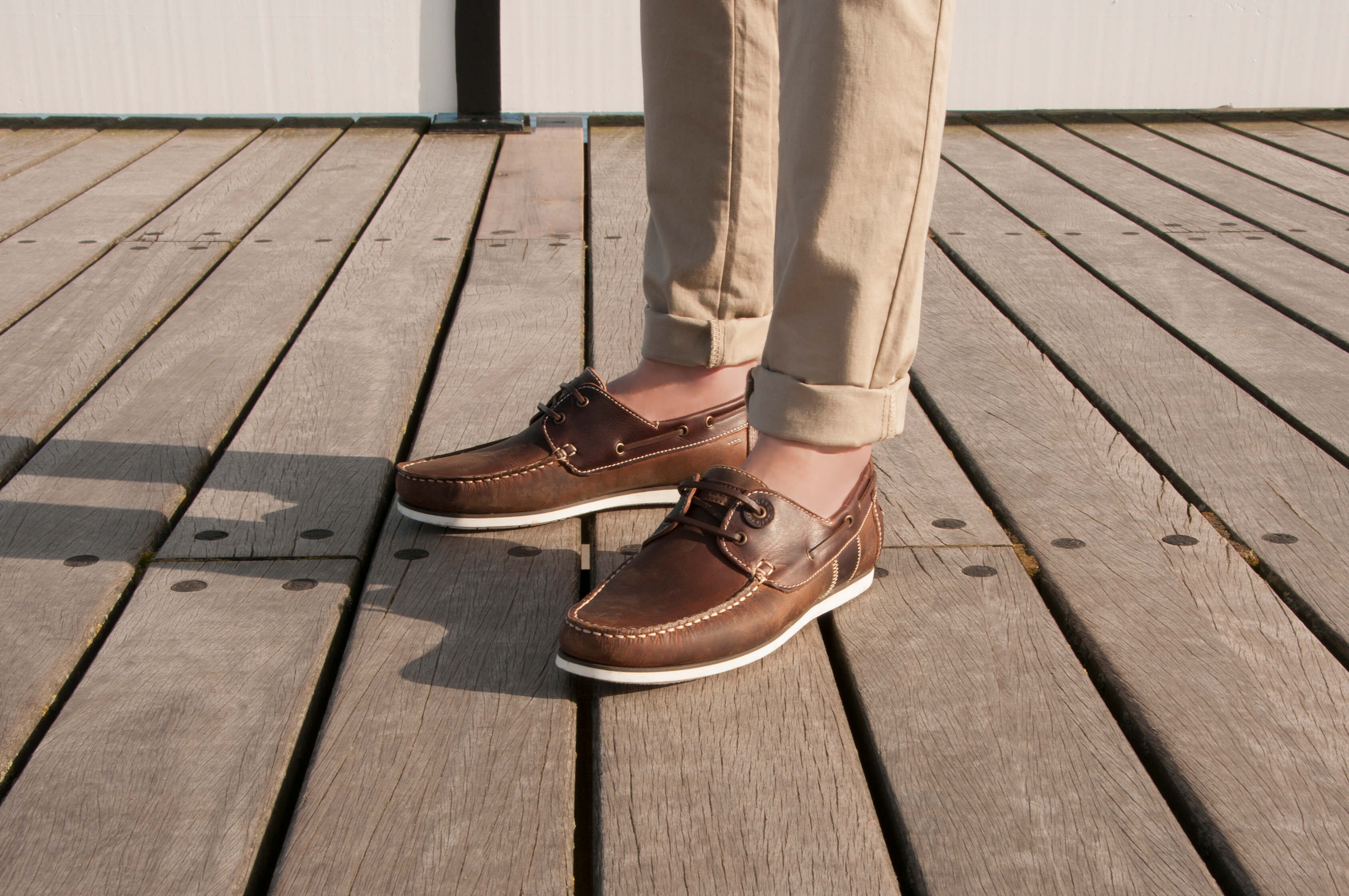Get on board with the New Wave of Boat Shoes | Home › Blog