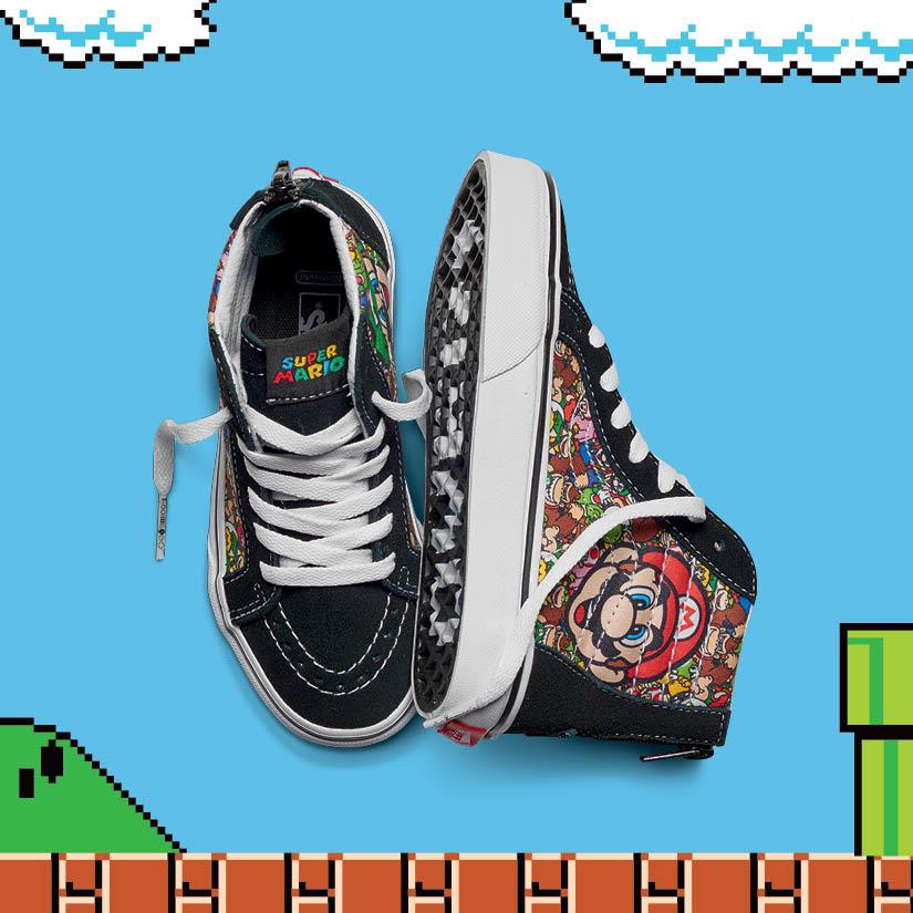 FA16_Y_Classics_Sk8HiZip_Nintendo_MarioLuigiTruWht_Pair-ELEVATED