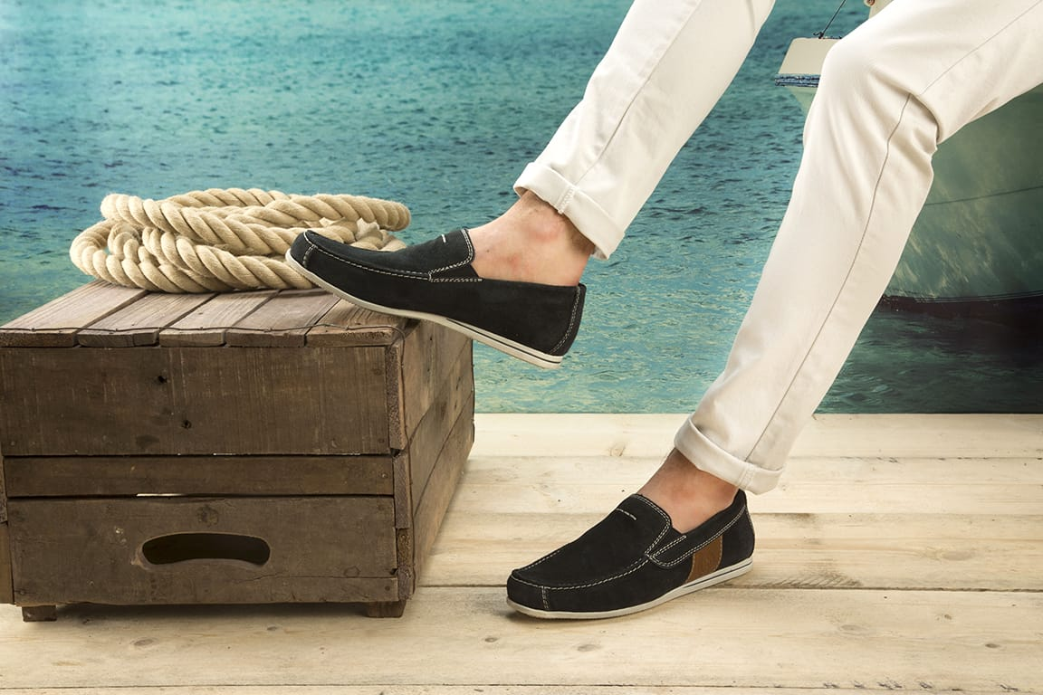 2f6e8e8b258dd5 Mens Summer Loafers. Don't be fooled by the ...