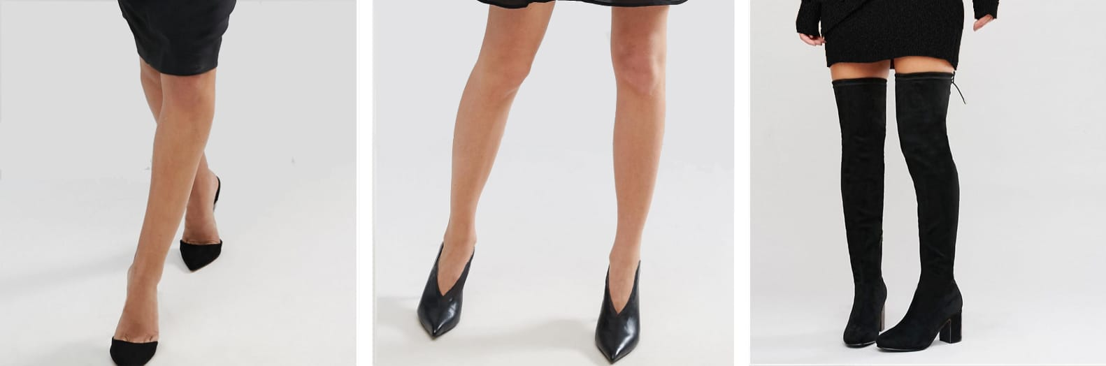 Party-shoes-to-wear-with-black-dress