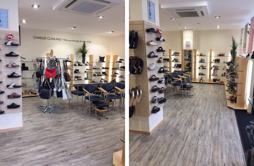 Nearest Ecco Shoe Store