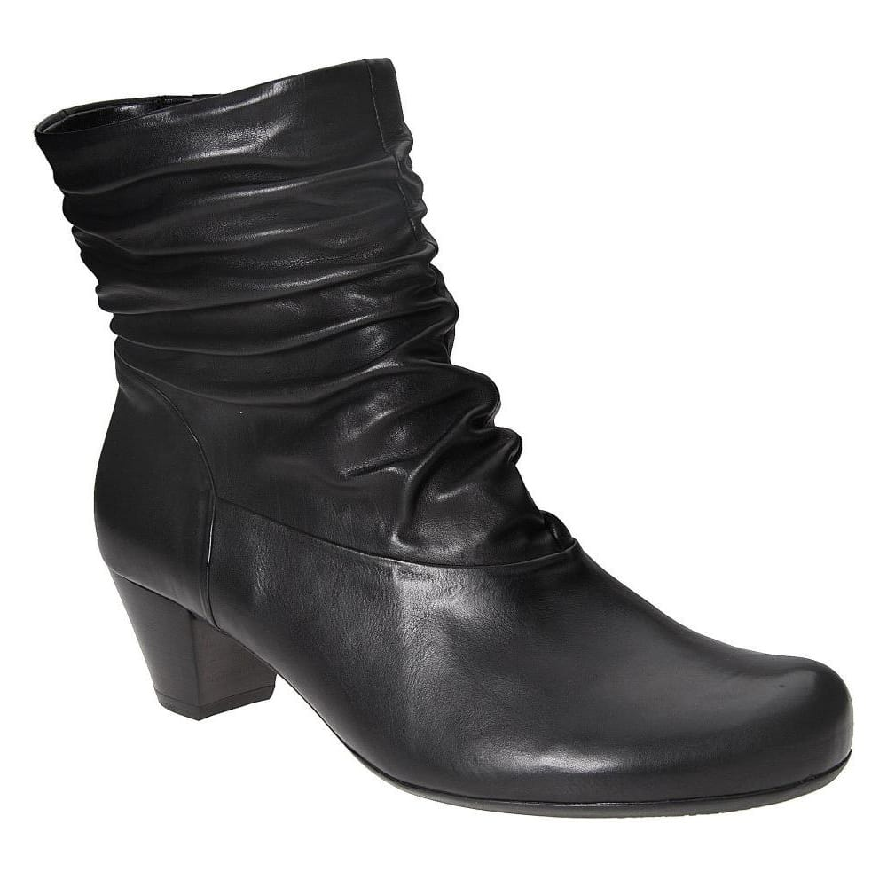 Gabor Corbin Wide Fit Ankle Boots