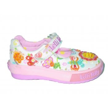 Lelli Kelly Bee Dolly Sequin Baby Girls Shoes