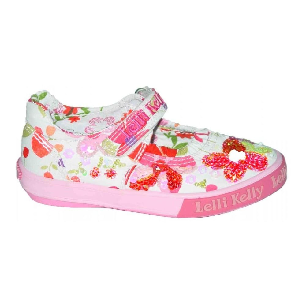 Lelli Kelly Dolly Peonia Stretch Girls Shoes