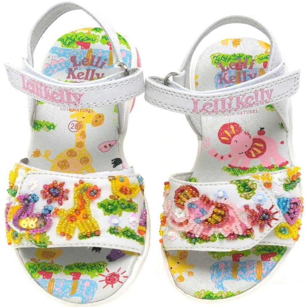 Lelli Kelly Zoo Dolly Girls Sandals