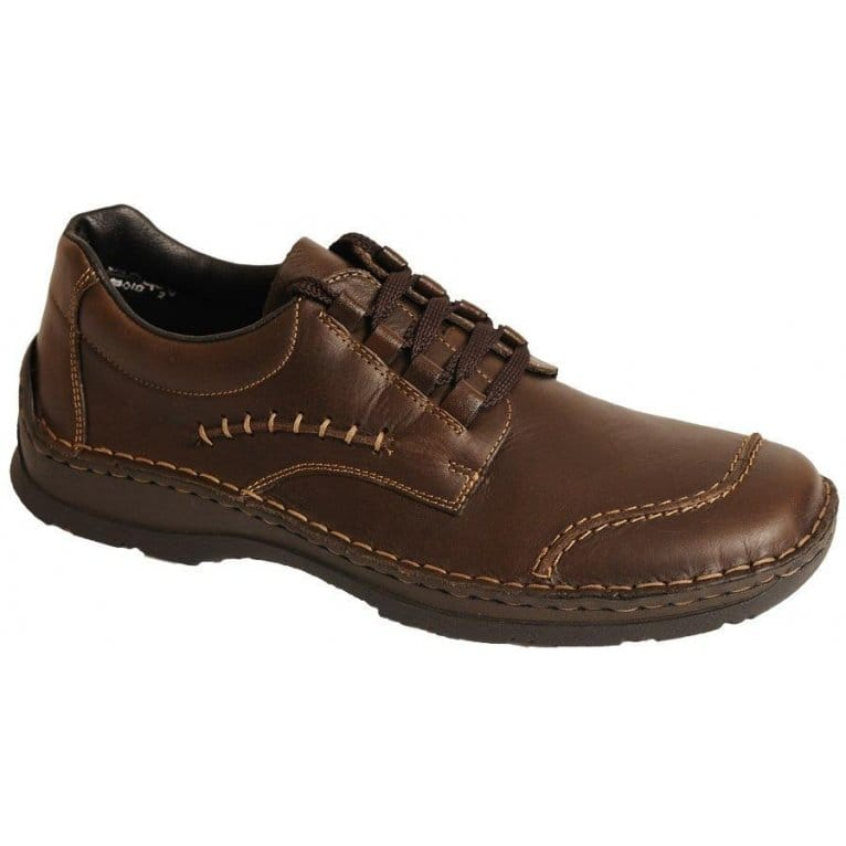 Rieker Arlo Leather Casual Shoe 05320