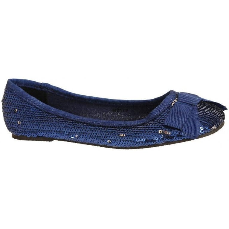 Kidderminster Megan H2178 Girls' Party shoe