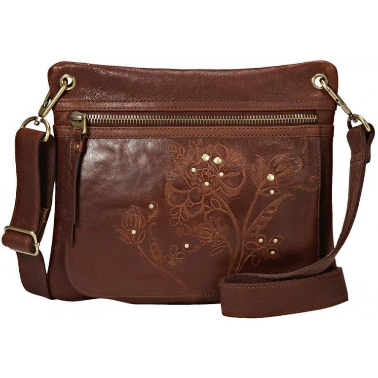 Fossil Sasha Floral Crossbody Bag - Handbags From Charles Clinkard UK