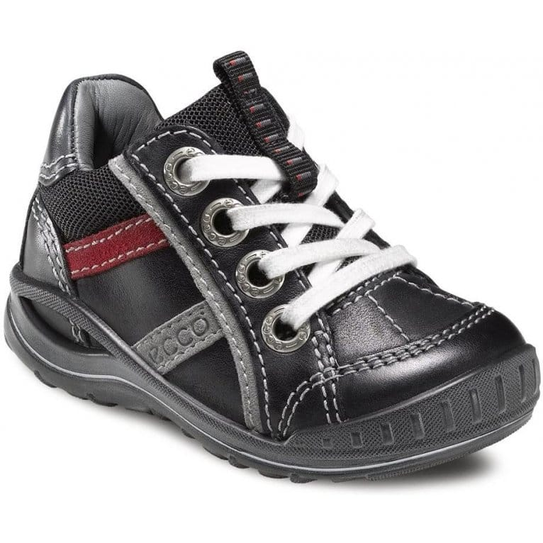 Boys Locations on Pep Boys Trainers  Lace Up  Black  Charles Clinkard