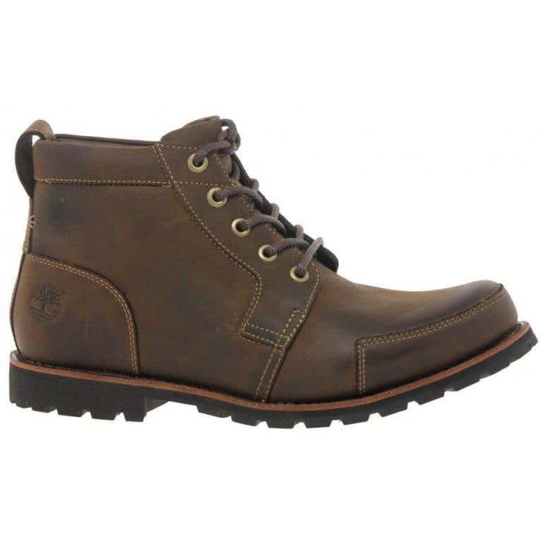 timberland earthkeeper mens brown leather chukka