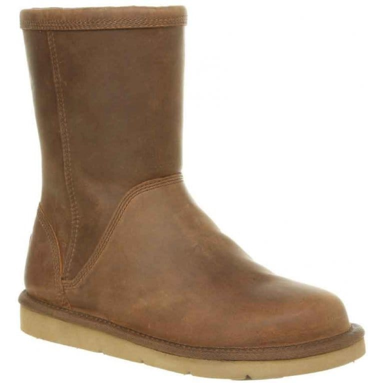ugg roslynn chocolate leather ugg boots