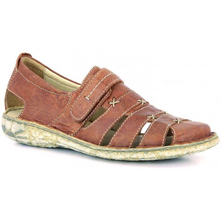 580e9da1adb5 Wayne Leather Mens Velcro Smart Shoes £ 69