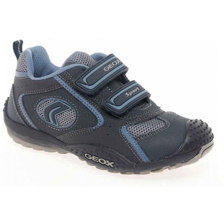 Junior Marlon Boys Velcro Fastening Sports Shoes