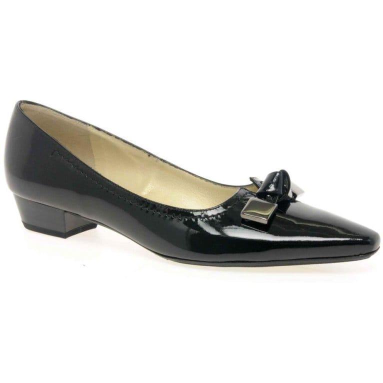Shoes : Peter Kaiser : Peter Kaiser Luxor Flat Womens Court Shoes