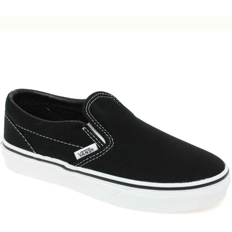 vans youth classic boys canvas slip on shoes vans from