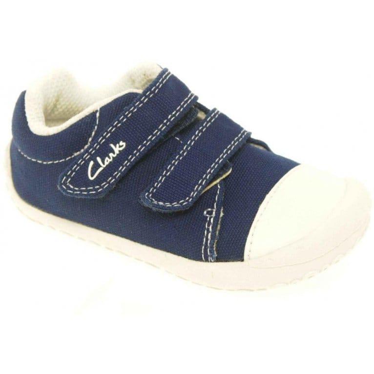 Little Chap Boys Canvas Shoes