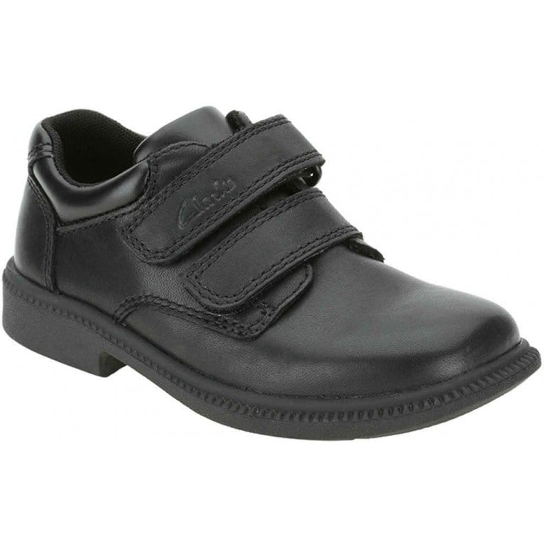 Deaton Junior Boys Velcro Fastening Shoes