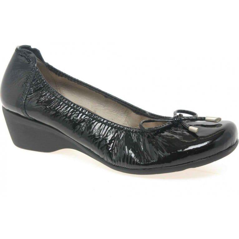 Safari Womens Leather Casual Shoes