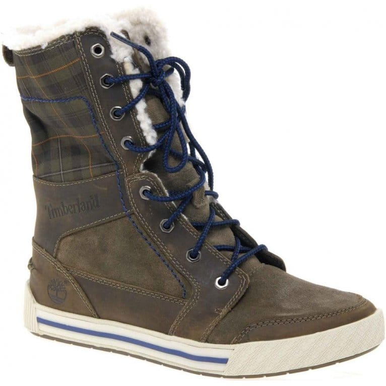 timberland pannaway junior boys lace up boots charles