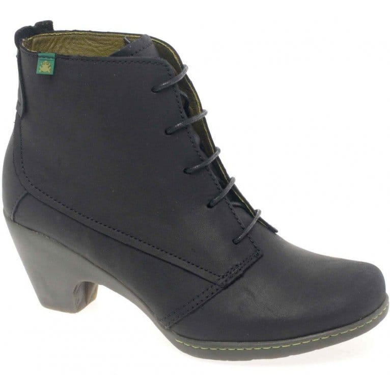 el naturalista solar womens lace up ankle boots