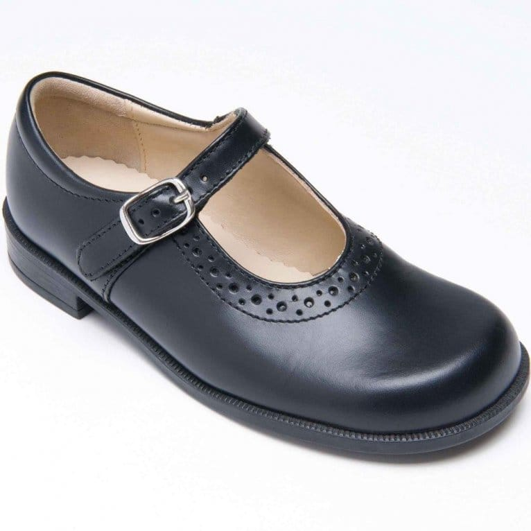 Boys Buckle Shoes