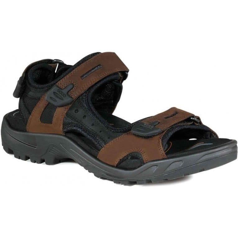 Yucatan Mens Velcro Fastening Sandals