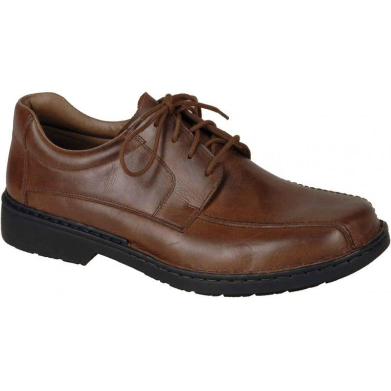 Adar Mens Lace Up Casual Shoes