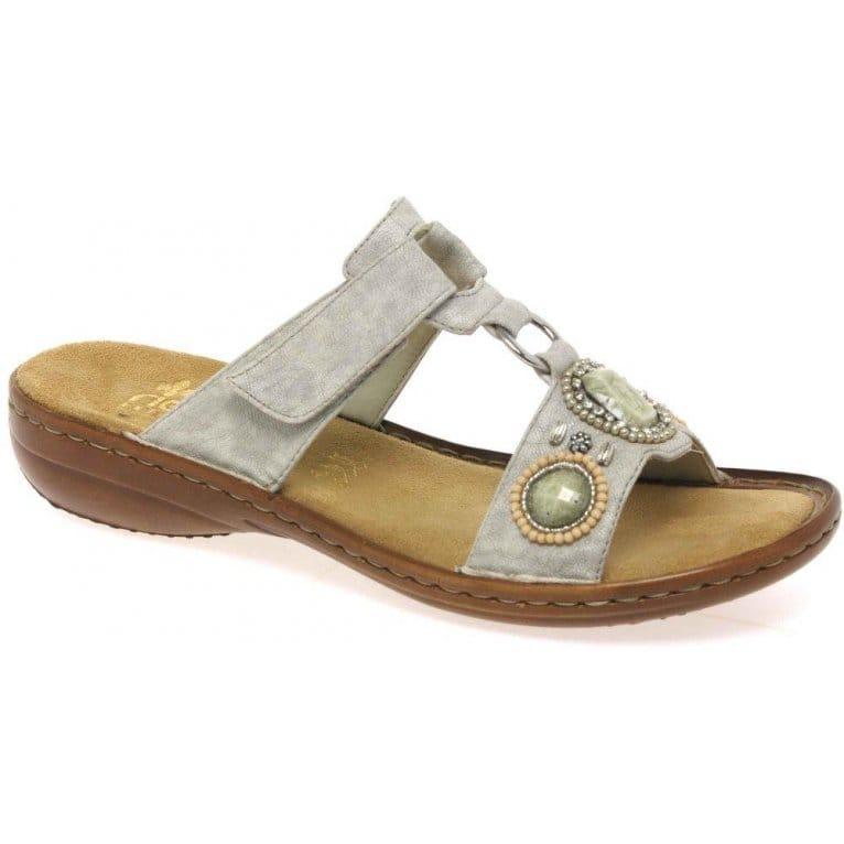 Astona Jewel Trim Ladies Sandals