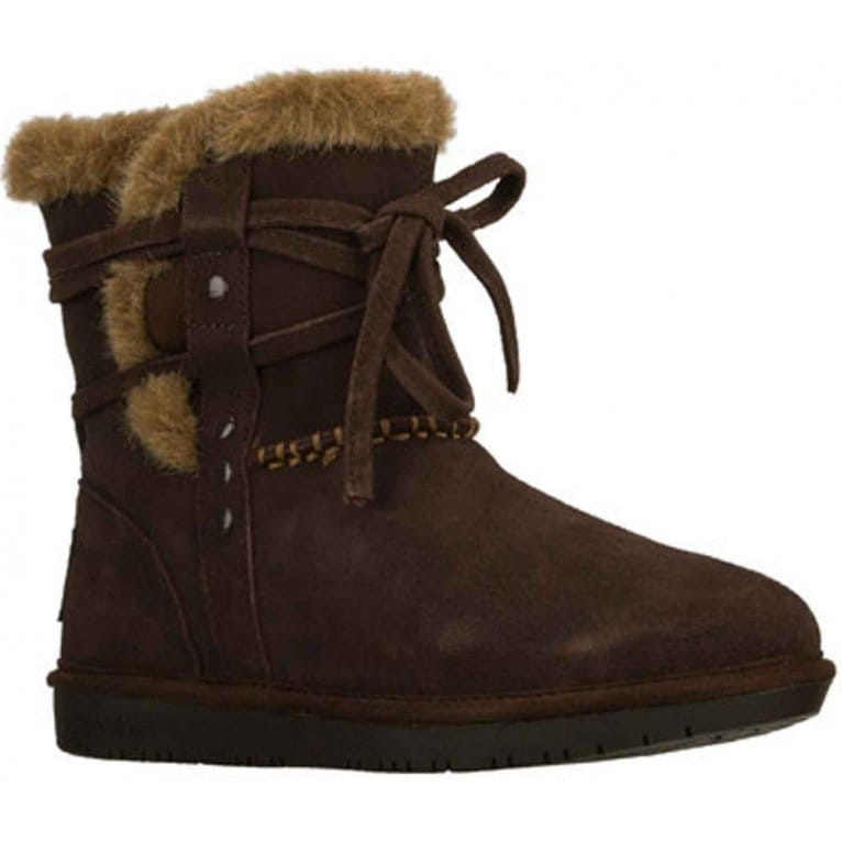 Shelbys Womens Lace Up Boots