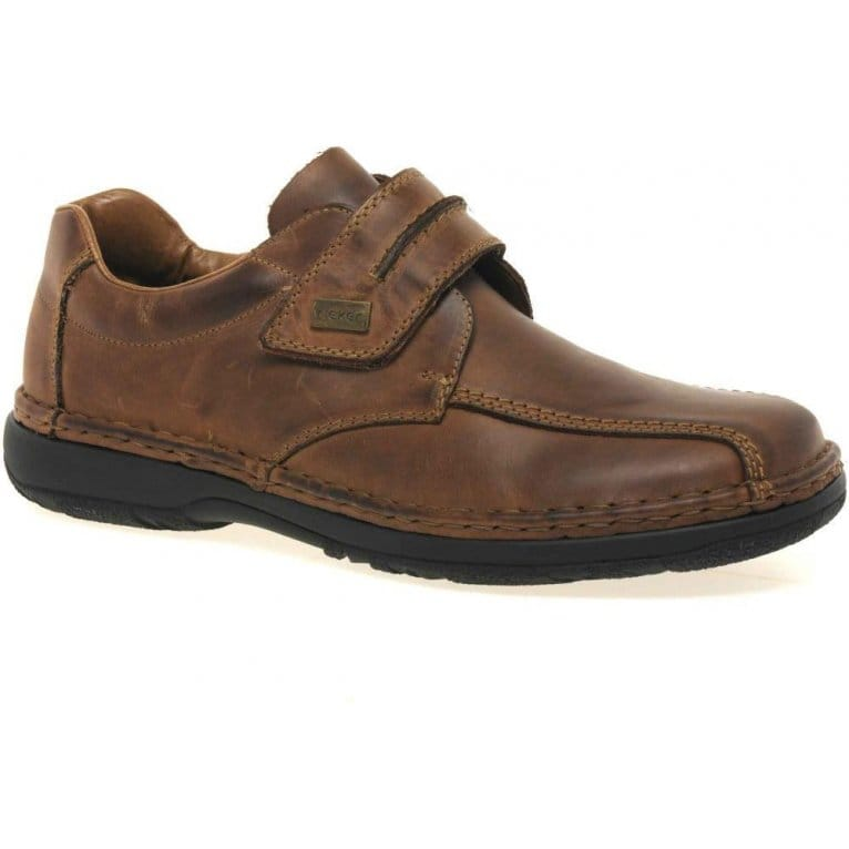 rieker will mens velcro wide casual shoes