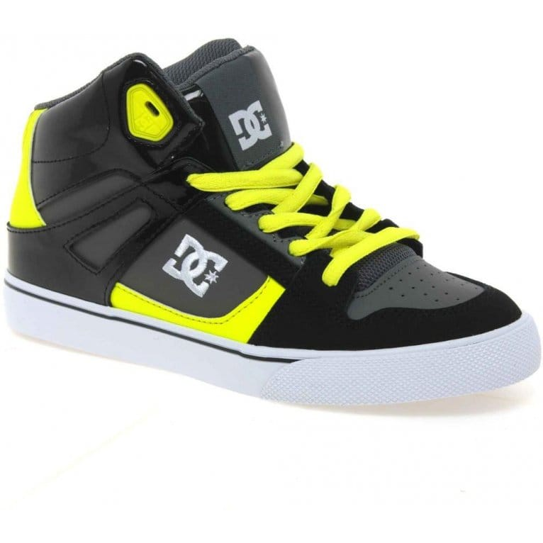 Spartan High Boys Lace Up Trainers