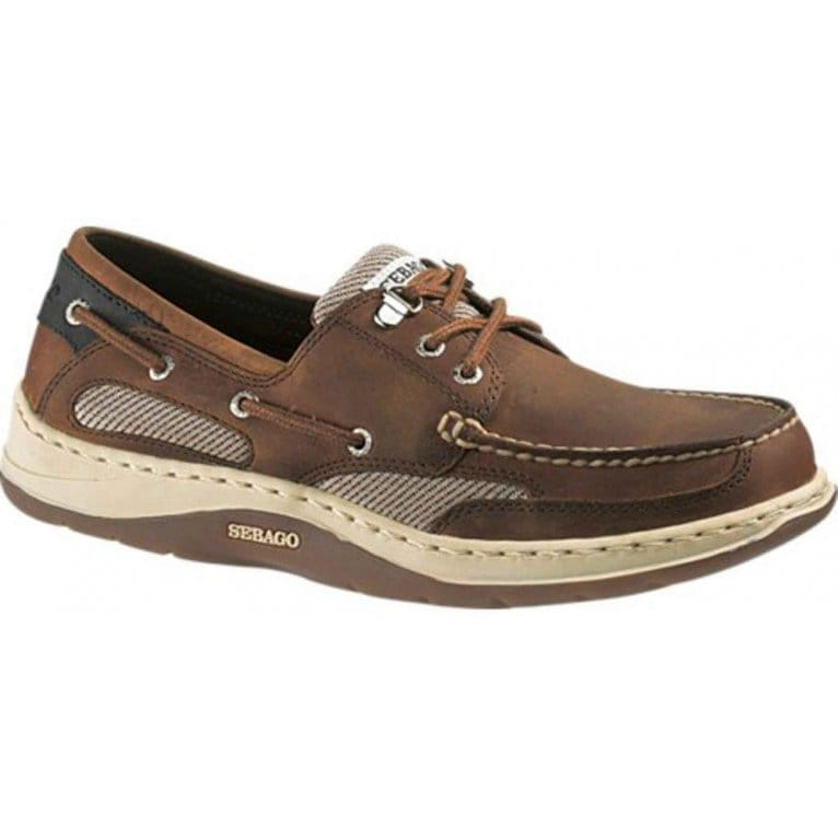 Clovehitch Leather Deck Shoes