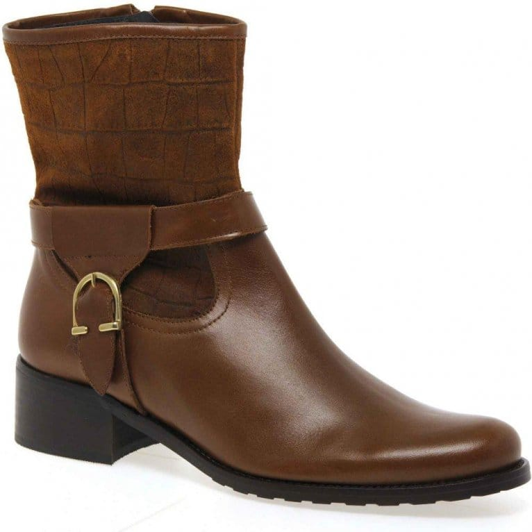 Mayfair Womens Ankle Boots