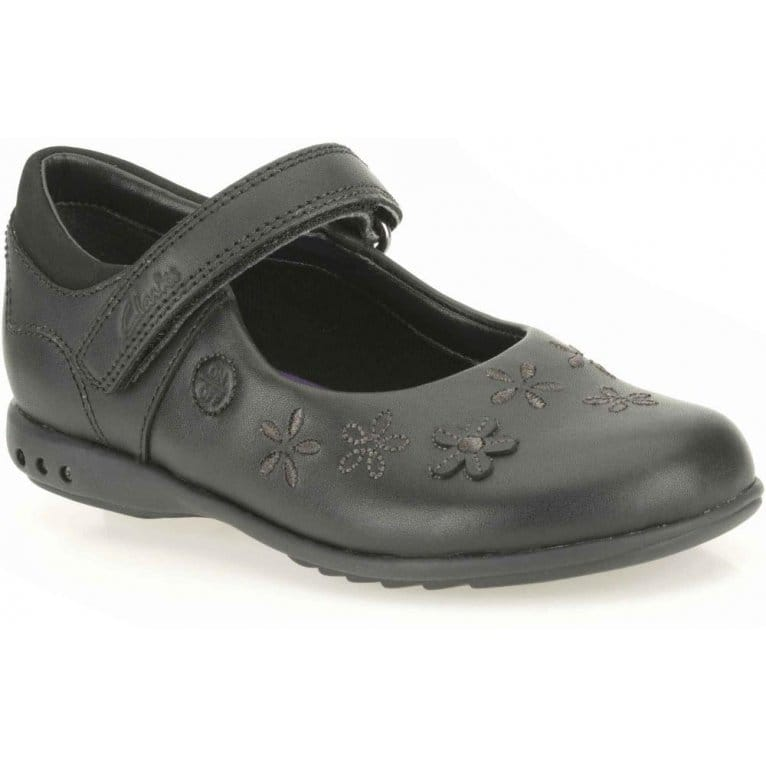 Clarks BreenaToes Infant Girls Shoes