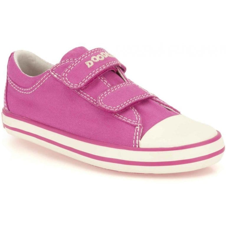 Happy Lass Girls Canvas Shoes