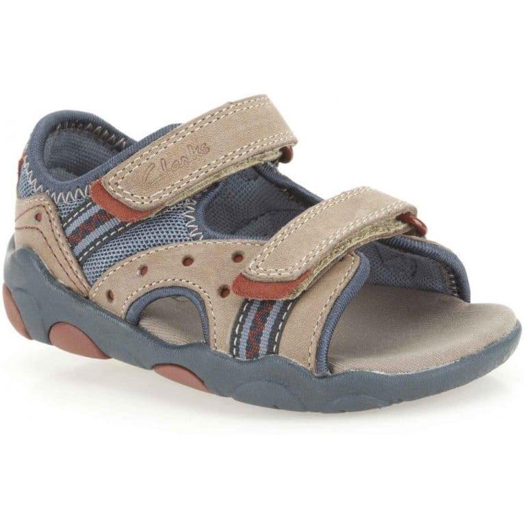 Clarks Beach Dug Boys Sandals ~ Kids Sandals 211e926caa28