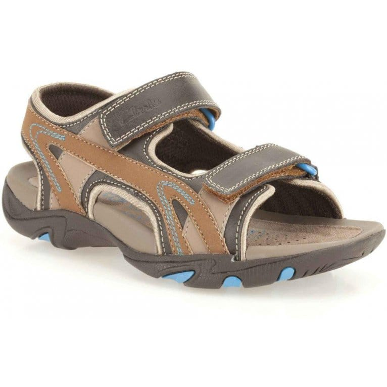 ebfb5412ec Aerosole Sandals: Clarks Air Sand Boys Sandals