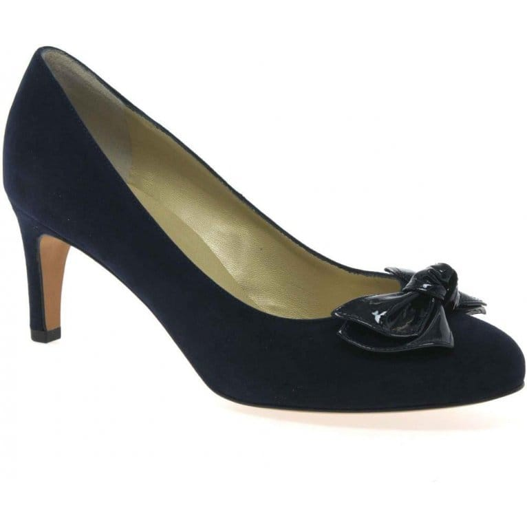 Baska Womens Dress Court Shoes