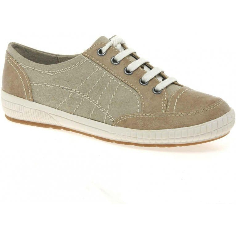 Refrain Womens Casual Trainers