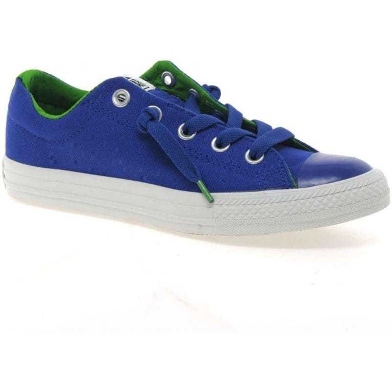 Street Youth Boys Canvas Shoes