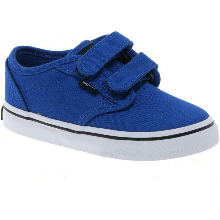 Atwood Toddler Boys Canvas Rip-Tape Shoes