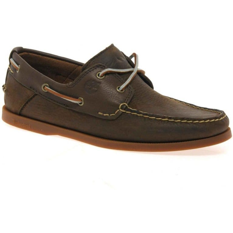 Timberland Earth Keeper Heritage 2 Eye Boat Shoes