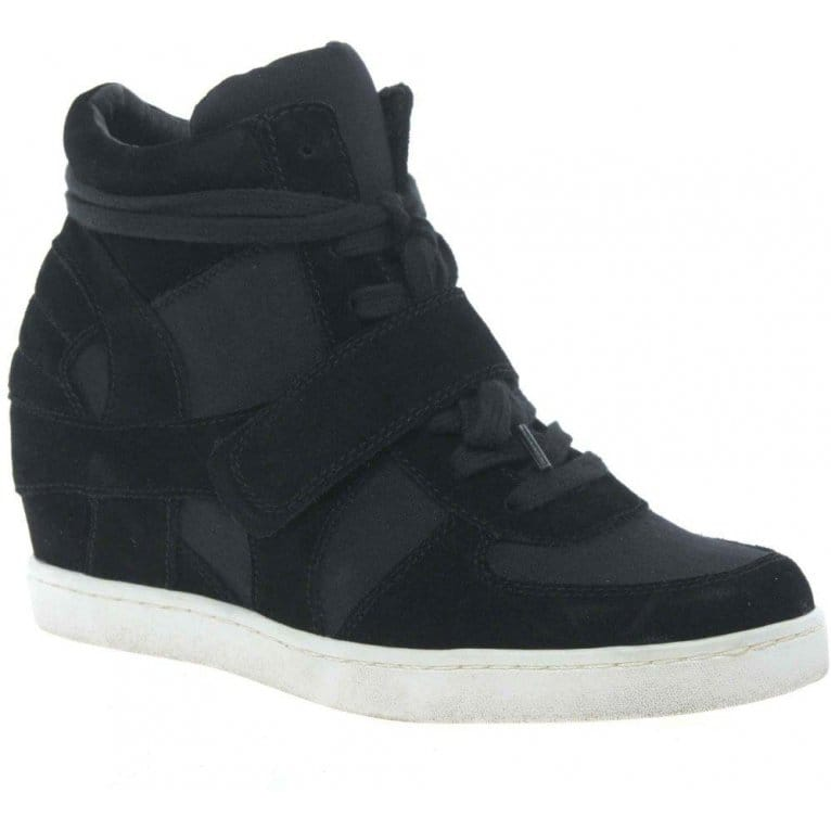 Babe Girls Hidden Wedge Ankle Boots