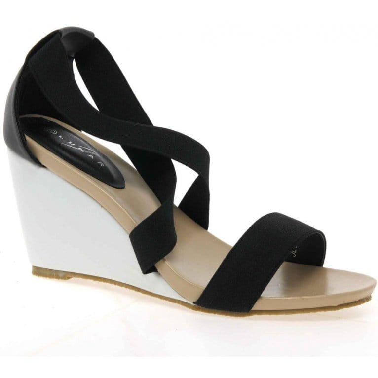 Wedge Womens Casual Sandals