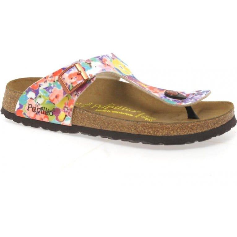 Creative  Birkenstock Papirio Raleigh Shoes Women Women39s Floral Vilken Stuck