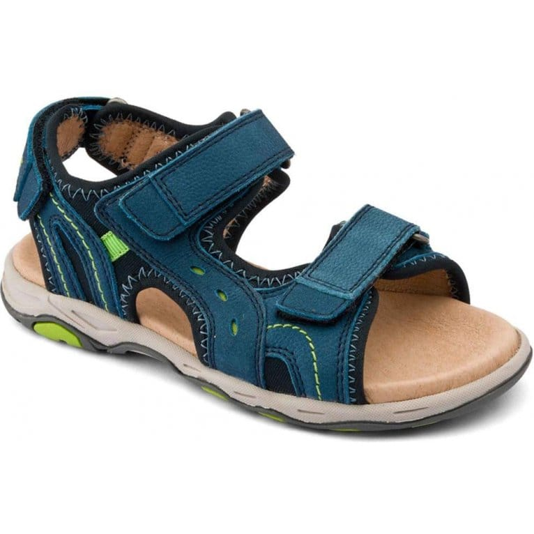 Expedition Boys Leather Sandals